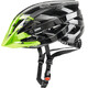 UVEX I-VO C Kask rowerowy zielony/czarny